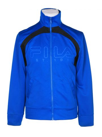 Fila Blue Track Jacket - S