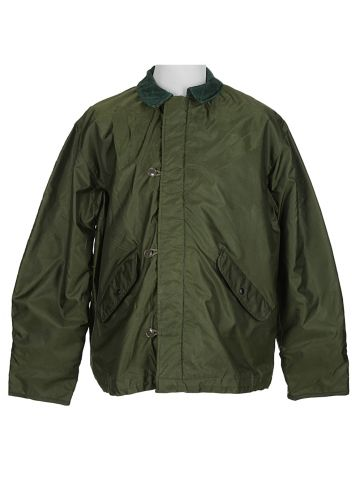 70s Green Military Extreme Cold Weather Jacket
