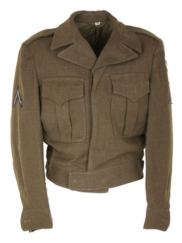 1948 US Army OD Wool Jacket - S