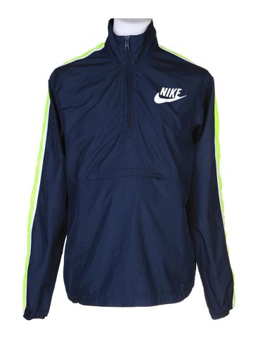 Nike Navy Windbreaker - M