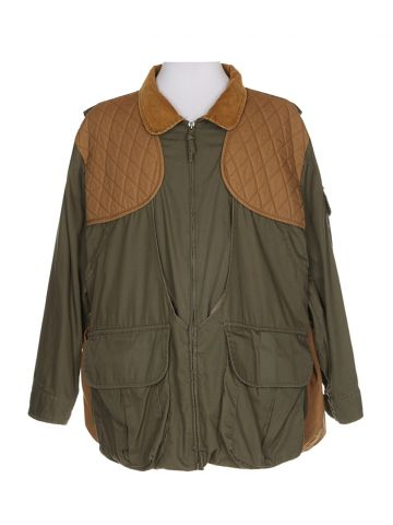 Gamehide Green Hunting Jacket - L