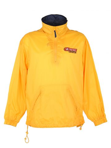 90s Xtreme Sports Yellow Anorak Jacket - L