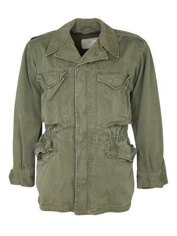 50s Olive Green M-1950 US Army  Jacket - S
