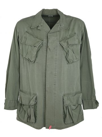Vintage 60s Vietnam US Army Jungle Jacket Type 3  - M