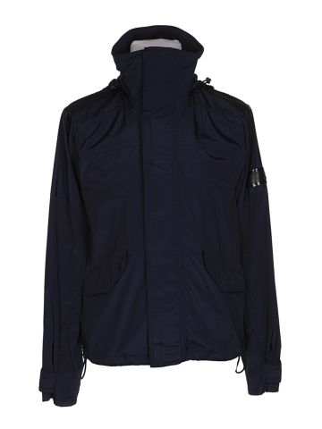 "Burberry Blue Harrington Windbreaker ?€"" S"