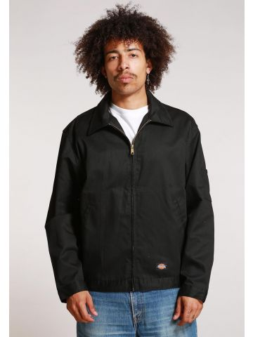 Black Dickies Workwear Jacket - L