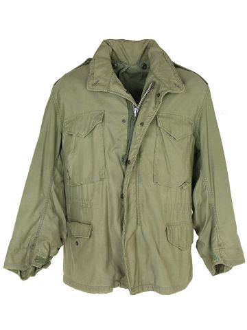 Vietnam Era 1971 M65 Jacket - L