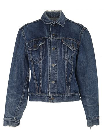Vintage 1960's Type 3 Levi Big E 70505 Denim Jacket - S