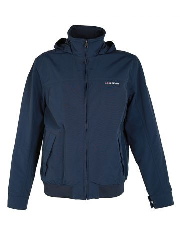 Tommy Hilfiger Navy Blue Anorak Jacket - L