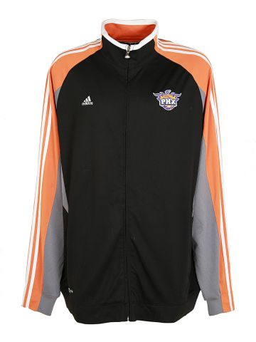 Adidas NBA Phoenix Black & Orange Track Jacket - XL