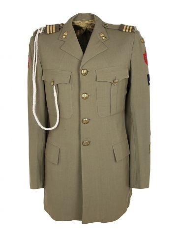 1957 Canadian Army Dress Jacket - M