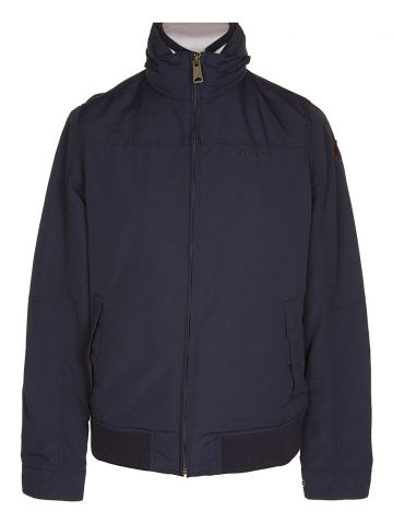 Tommy Hilfiger Navy Harrington Jacket - S