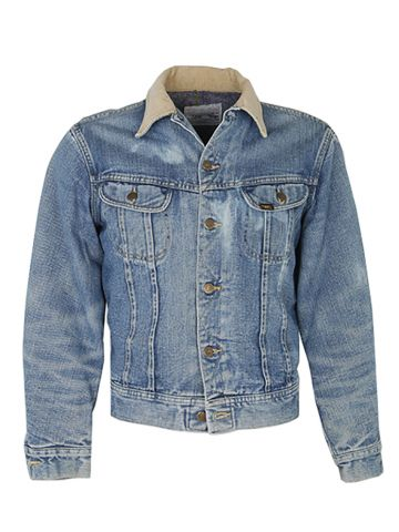 Vintage 70s  Lee Storm Rider Denim Jacket - M