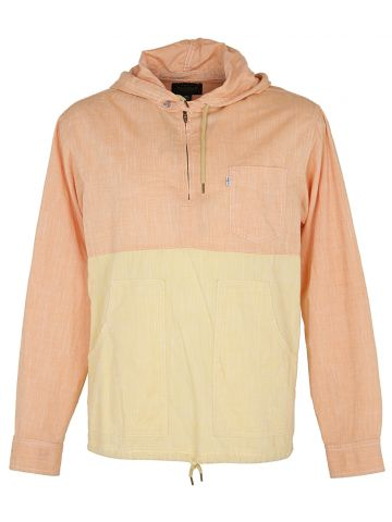 Levis X Opening Ceremony Popover Jacket in Yellow and Orange - M