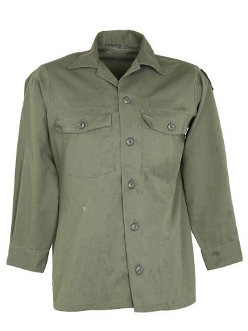 US Army Utility Military Shirt - L