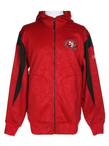 Reebok NFL San Francisco Red Sport Jacket - L