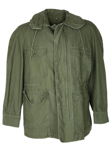 June 1962 US Air Force Bietnam Ground Crew Field Jacket - M