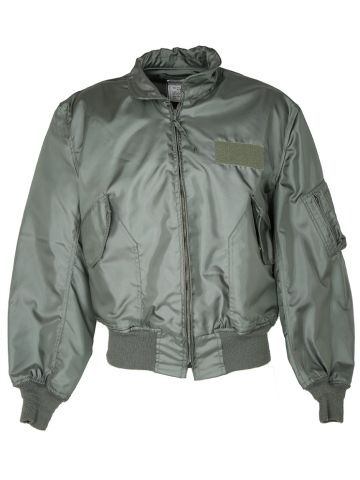 90s US Air Force CWU Military Flying Jacket - XL