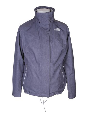 "North Face Purple Anorak ?€"" L"