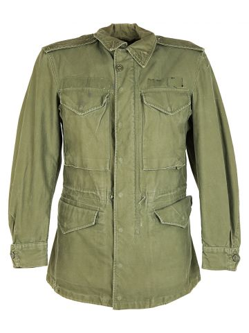 50s US Army Green M-51 Field Jacket - XS